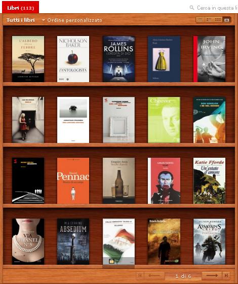 La Biblioteca di Fiorenzuola è su aNobii!