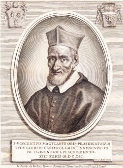 1641 VINCENTIUS MACULANUS - MACULANI VINCENZO