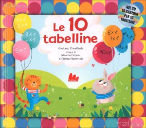 le-10-tabelline-con-cd-audio-libro-91919