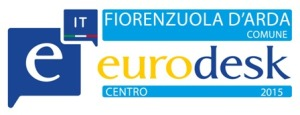 LOGO ridotto CENTRO EURODESK FIORENZUOLA D'ARDA 2015